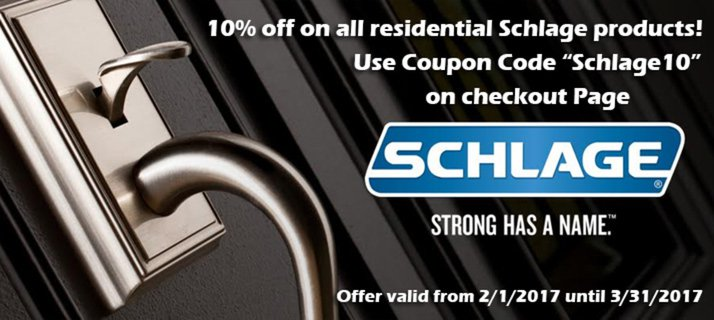 Schlage Door Hardware And Locks